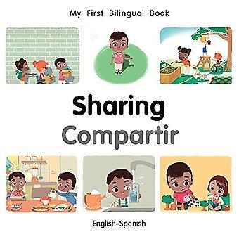 My First Bilingual Book-Sharing (English-Spanish) (My First Bilingual Book) [Board book]