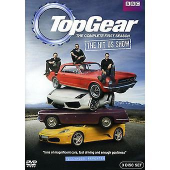 Top Gear - Top Gear Us: Season One [DVD] USA import