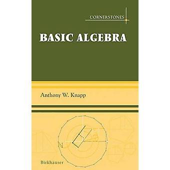 Basic Algebra by Knapp & Anthony W.