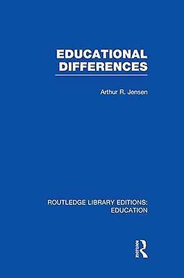 Educational Differences RLE Edu L by Jensen & Arthur