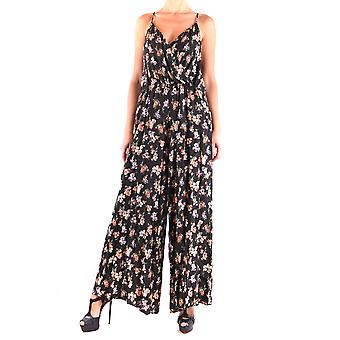 Aniye By Black Viscose Jumpsuit
