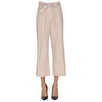 Seventy Beige Cotton Pants