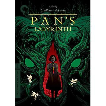 Pan's Labyrinth [DVD] USA import