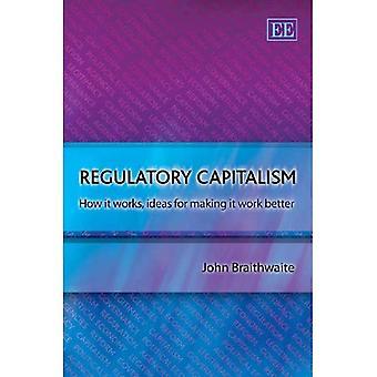 Regulatorische Kapitalismus: Wie er funktioniert, Ideen, um es besser zu machen