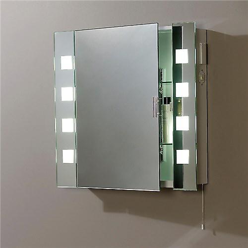 Saxby EL-MILOS Milos HF IP44 15W Bathroom Mirror
