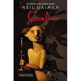 Coraline by Neil Gaiman - Dave McKean - 9780380977789 Book