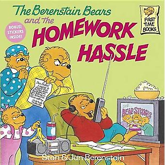 The Berenstain Bears and the Homework Hassle by Stan Berenstain - Jan