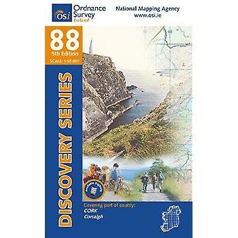 Cork by Ordnance Survey Ireland - 9781908852571 Book