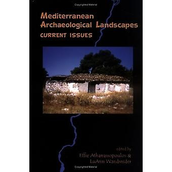 Mediterranean Archaeological Landscapes - Current Issues by Effie F. A