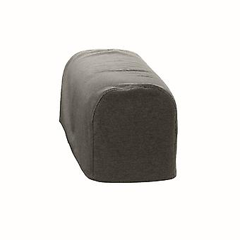 Änderung von Sofas® Standard Size Graphite Wool Feel Pair of Arm Caps für Sofa-Sessel