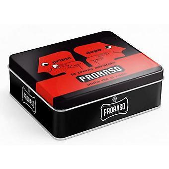 Nährende Primadopo Vintage Box - Preshave / Cr me Raser / Balsam Apr Rasieren