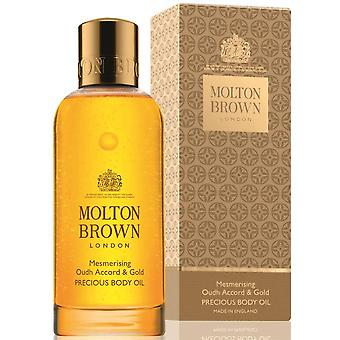 Oil For The Body Oudh Accord and Gold 100ml