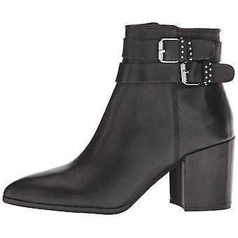Steven by Steve Madden Womens pearle Leather Pointed Toe Ankle Fashion Boots