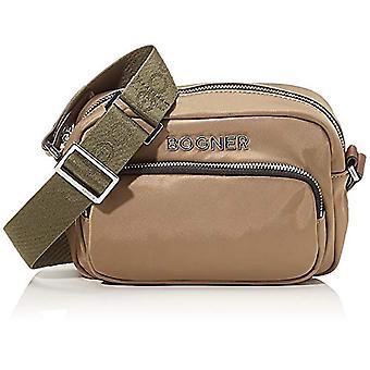 Bogner 4190000200 Brown Women's shoulder bag (Brown (khaki 603)) 7x14x20 cm (B x H x T)