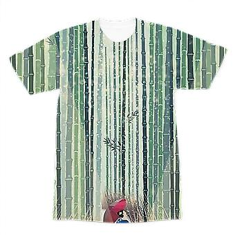 T-shirt adulte de sublimation premium (kyoto)