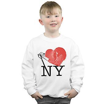 Joey Ramone Boys I Heart NY Pullover
