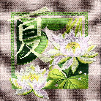 Summer Counted Cross Stitch Kit 8