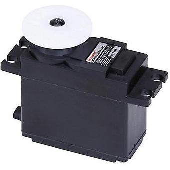 Graupner Standard servo Digital servo Gear box material: Metal Connector system: JR
