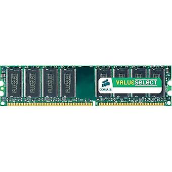 PC RAM memory Corsair ValueSelect VS2GB800D2G 2 GB 1 x 2 GB DDR2 RAM 800 MHz CL5 5-5-15