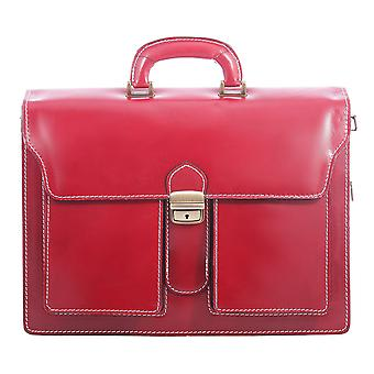 CTM work bag Briefcase men's leather