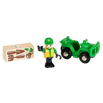 BRIO ATV with Load