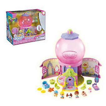 Bandai Squinkies La Casita (Toys , Dolls And Accesories , Miniature Toys , Stages)