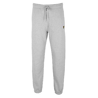 Lyle & Scott Light Grey Marl poids léger survêtement Bottoms