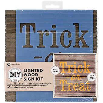 String Art Kit W/Licht, 8