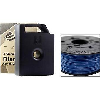 Filament XYZprinting RF10XXEUZYC ABS plastic 1.75 mm Steel blue 600 g
