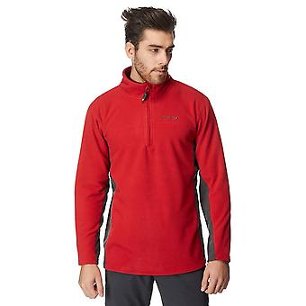 Peter Storm mannen Half Zip Panel Fleece