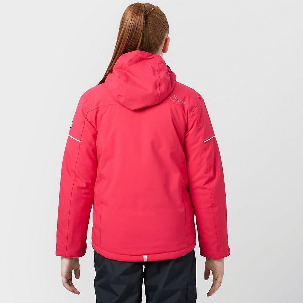 Pink Dare 2b Girls' Mentored Ski Jacket