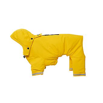 Buster Aqua Rain Coat Yellow Extra Extra Large