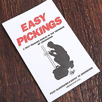 Southord Easy pickings booklet introduction to lockpicking