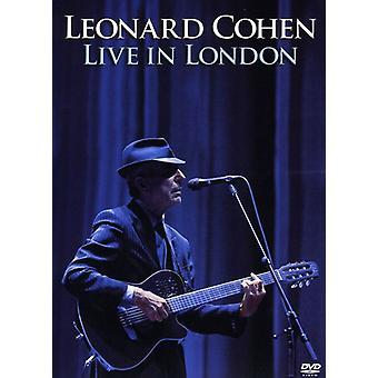 Leonard Cohen - Live in Londen [DVD] USA import