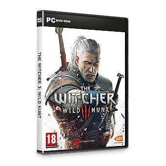 The Witcher 3 : Chasse sauvage PC DVD - édition Day One