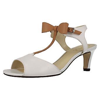 Ladies Van Dal Elegant Heeled Sandal Bow