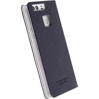 Krusell FolioCase Malmö bag case for Huawei P10 plus protective case black