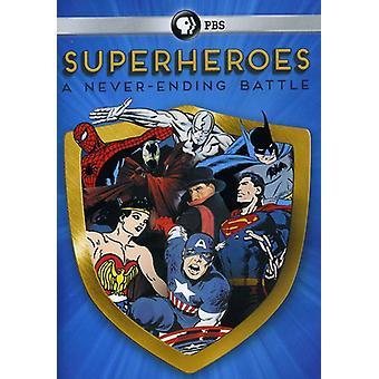 Superhelden: A Never-Ending-Schlacht [DVD] USA importieren