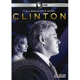 Clinton [DVD] USA import