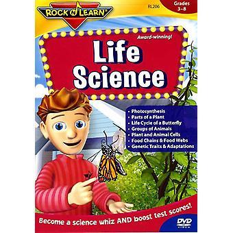 Rock'N Lær - Life Science [DVD] USA import
