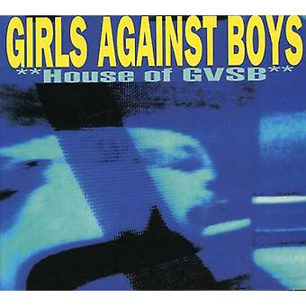 Girls Against Boys - House of Gvsb [CD] USA import