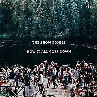 Toon pony's - hoe het alle Goes Down [Vinyl] USA importeren