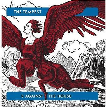 Tempest - 5 Against the House [Vinyl] USA import