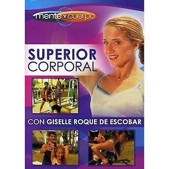 Superior korporal [DVD] USA importerer