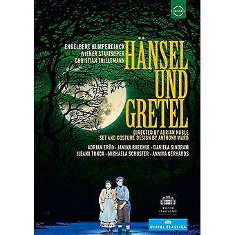 Christian Thielemann - Engelbert Humperdinck: Haensel Und Gretel [DVD] USA import