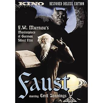 Faust (1926) [DVD] Stati Uniti importare