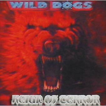 Wildhunde - über die Herrschaft des Terrors [CD] USA import