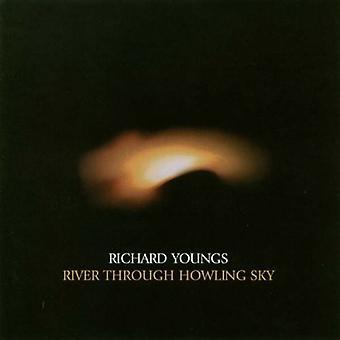 Richard Youngs - floden gennem hylende himlen [CD] USA import