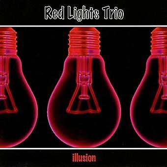 Trío de luces rojas - importar de USA ilusión [CD]