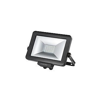 Timeguard Slimline PRO LED Floodlight, 50W, Black